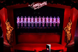 Casino lac leamy spectacle crazy horse