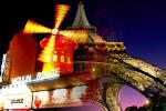 Diner à la Tour Eiffel + Spectacle au Moulin Rouge : 219 €