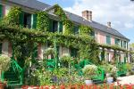Versailles + Giverny : 166 €