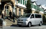 Un Minibus à disposition !